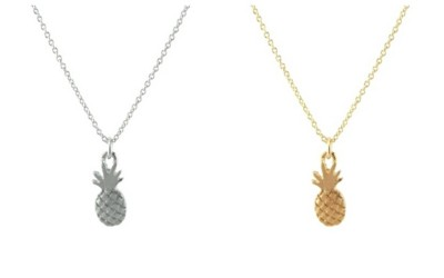 Women's Ethel & Myrtle Pinapple Necklace