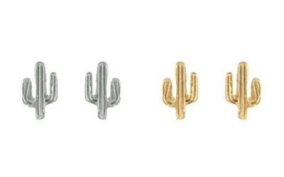 Women's Ethel & Myrtle Cactus Earring