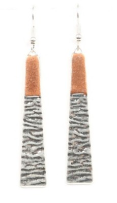 Women's Ethel And Myrtle Stick Drop Earrings