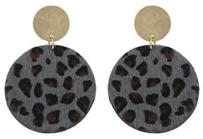 Women's Ethel And Myrtle Animal Disk Earrings