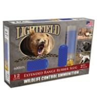 Lightfield 12ga 2 X-Range Rubber Slug 5/box