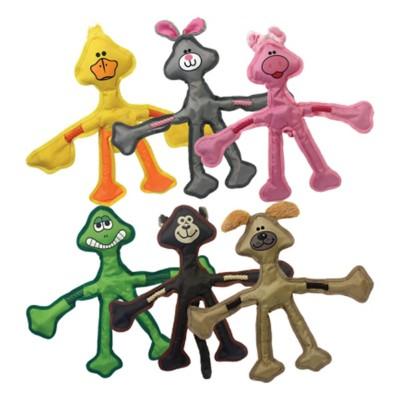Multipet Skele-Ropes Dog Toy
