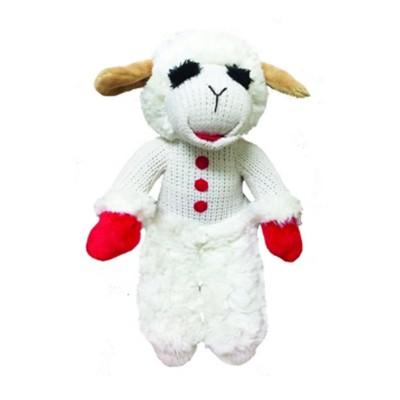 Multipet Standing Lamb Chop Dog Toy