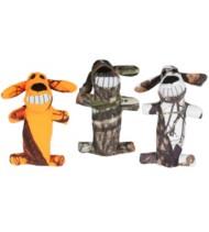 Multipet Mossy Oak Loofa Dog Toy