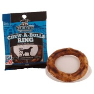 Redbarn Beef Chew-A-Bulls Ring Dog Chews