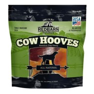 Redbarn All Natural Cow Hooves Dog Chews 10-Pack