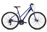 FUJI Traverse 1.9 Step Through Cross Terrain Bike