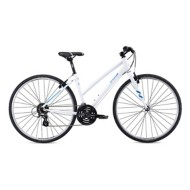 Women's FUJI Absolute 2.1 Step Through Fitness Bike 2018