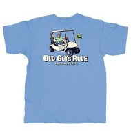 Old Guys Rule This Is How I Roll T-Shirt