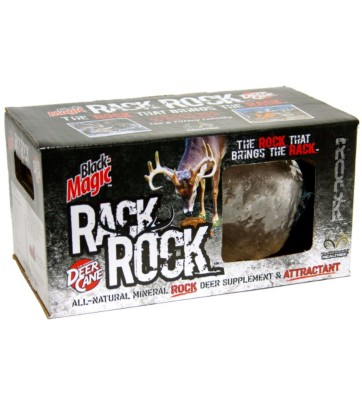Evolved Habitats Black Magic Rack Rock Attractant