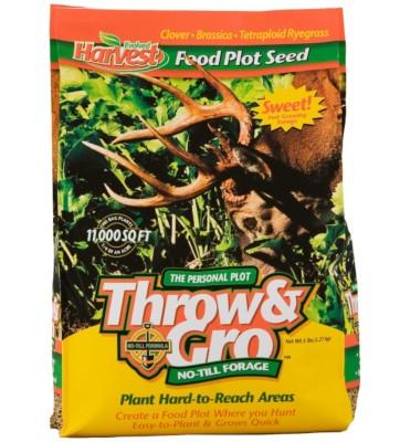 Evolved Habitats Throw & Gro Food Plot Mix