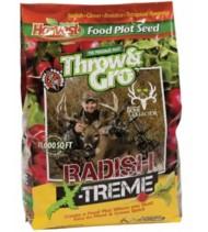 Evolved Habitats Throw & Grow X-treme Radish Food Plot Mix