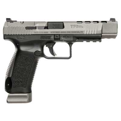 Canik TP9SFX Tungsten Optics Ready 9mm Pistol