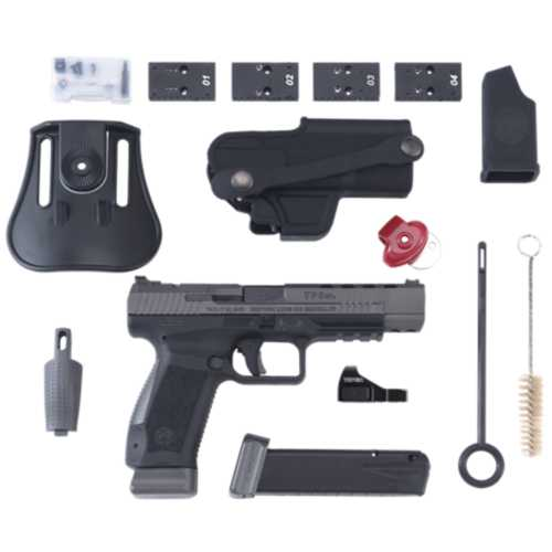 Canik TP9SFX 9mm Pistol with Vortex Viper Red Dot