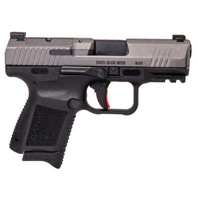 Canik TP9 Elite Tungsten Subcompact 9mm Pistol