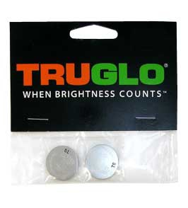 Tru Glo Red Dot Sight Replacement Batteries