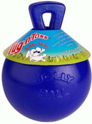 Jolly Pets Tug-n-Toss Dog Toy