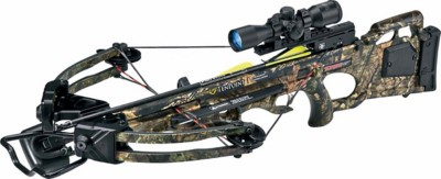 TePoint Turbo GT ACUdraw Crossbow Package