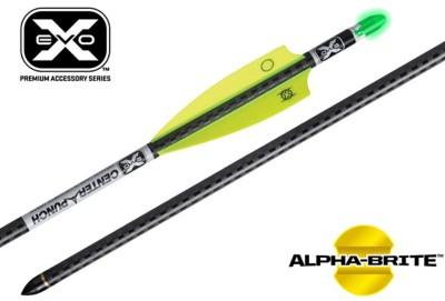 Tenpoint Alpha-Brite Evo-X Lighted Centerpunch Premium Bolts