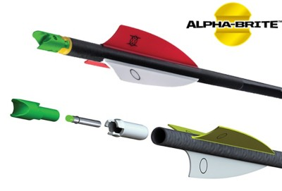 Tenpoint Alpha-Brite Lighted Nock System