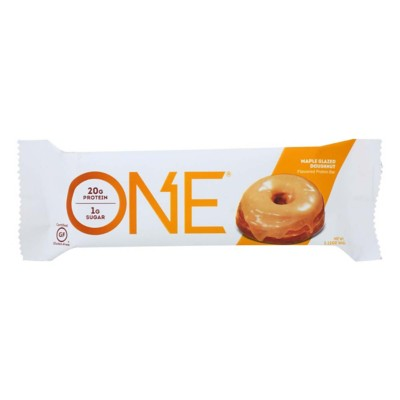ONE Maple Glazed Doughnut Protein Bar