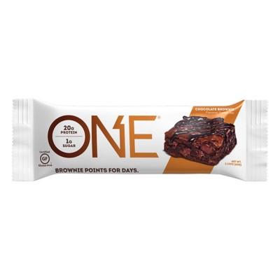 Oh Yeah ONE Chocolate Brownie Protein Bar