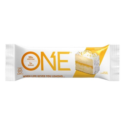 Oh Yeah ONE Lemon Cake Protein Bar