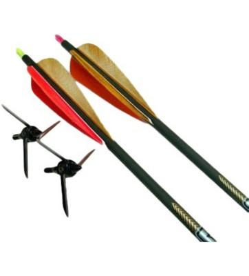 Magnus Bullhead Arrow Kit