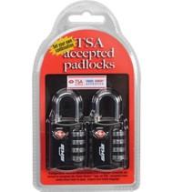 SKB TSA Padlock - 2 Pack