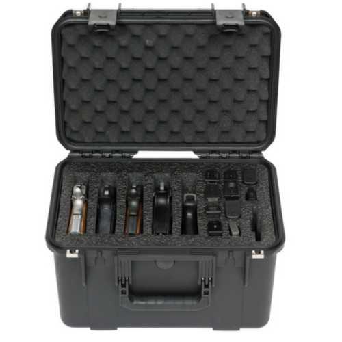 SKB ISeries 5 Gun Pistol Case