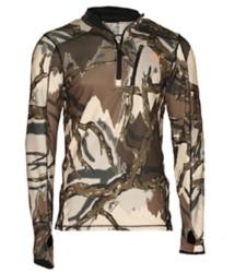 Men's American Predator Performance Grid Fleece 1/4 Zip