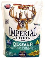 Imperial Whitetail Clover Seed