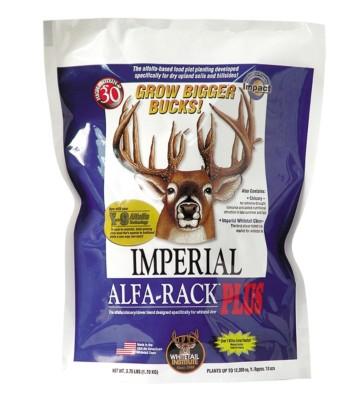 Whitetail Institute Imperial Alfa Rack Plus Food Plot Mix