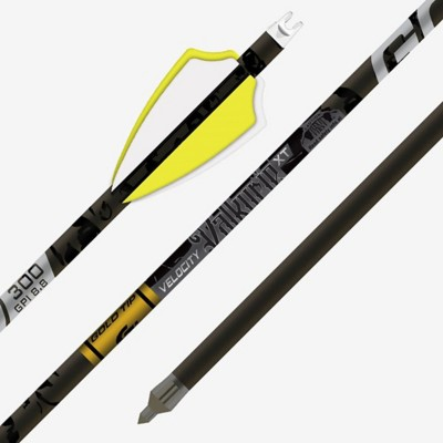 Gold Tip Kinetic Velocity Valkyrie XT Arrows