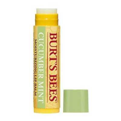 Burt's Bees Cucumber Mint Lip Balm