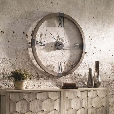 Uttermost Company Marcelo Wall Clock