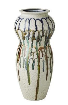 Uttermost Company Small Wavy Drip Vase