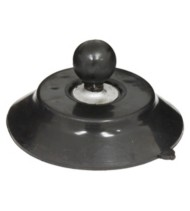 """RAM 4"""" Diameter Suction Cup Base with B-Size Ball"""