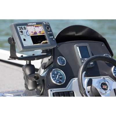 RAM Short Arm Large Marine Electronics Mount
