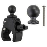 """RAM Small Tough-Claw™ with 1.5"""" & 1"""" Diameter Rubber Balls"""