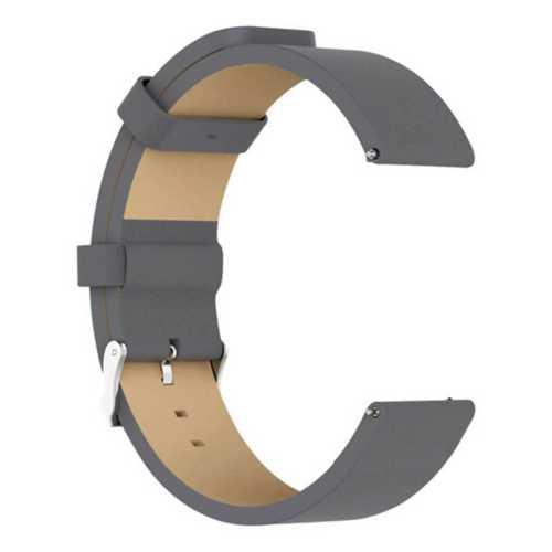 Stapsco Leather Strap for Fitbit Versa