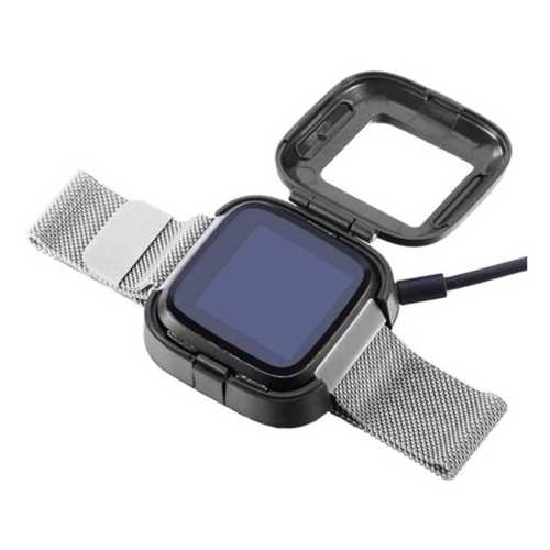 Strapsco USB Charger for Fitbit Versa