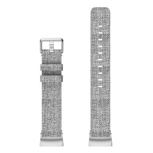 Strapsco Canvas Strap for Fitbit Charge 3