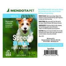 Mendota Pet Speed Bath Cleaner and Deodorizer