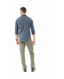Men's Royal Robbins Thermotech Drake Plaid Long Sleeve Shirt