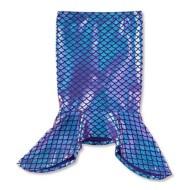 Preschool Girls' Breaking Waves Mermaid Magic Tail Cover-Up