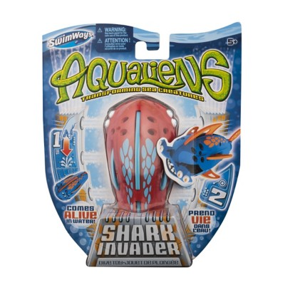 Swimways Aqualiens - Red Shark
