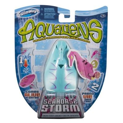 Swimways Aqualiens - Aqua Seahorse