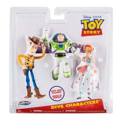SwimWays Toy Story Dive Characters
