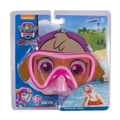 Swimways Character Mask - Paw Patrol - Skye